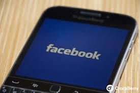 facebook for blackberry 10 has been updated but you u0027re not going