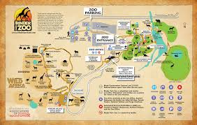 Sturgis Michigan Map by Binder Park Zoo Map