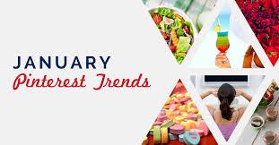 pintrest trends fb january pinterest trends simple pin media
