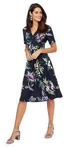 wrap dresses debenhams