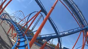 Six Flags Roller Coasters List Magic Mountain Roller Coaster List Wallpaper Nicewallpaper