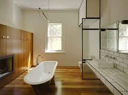 bathroom hardwood flooring ideas gorgeous 25 bathrooms with wood floors design decoration of 35