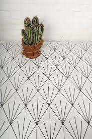 124 best decorative floors images on pinterest bathroom ideas this unusual monochrome decorative floor design really makes a statement bold stylish and modern