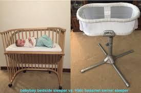 nursery decors u0026 furnitures baby crib bedside cot bed together