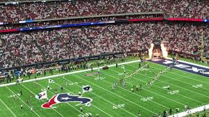 Houston Texans Stadium by Houston Texans Intro 09112016 Youtube