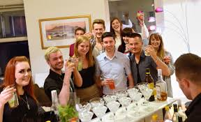 top off your engagement party with fantastic cocktails check out