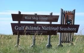 Mississippi national parks images Ship island on mississippi 39 s gulf coast jpg