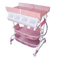 Baby Changing Table With Bath Tub Baby Diego Changing Tables From Buy Buy Baby