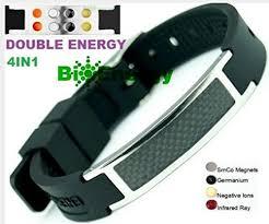 bracelet energy power images Anion magnetic energy germanium power bracelet health 4in1 bio jpg