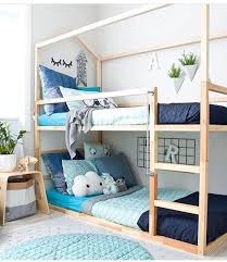 Bunk Bed For Boys The Affordable Bunk Loft Beds For Rooms To Go Inside