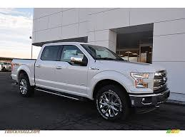 f150 ford lariat supercrew for sale 2017 ford f150 lariat supercrew 4x4 in white platinum a19596