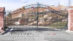 american eagle welding ornamental iron gates handrails home