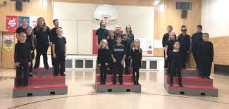 tarkio third graders perform thanksgiving program farmers publishing