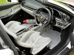 Ferrari 458 Interior - 2013 ferrari 458 spider tailor made uk spec supercar interior g