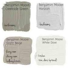 White Dove Benjamin Moore Kitchen Cabinets - cabinet paint colors paint colors for kitchens and colors for