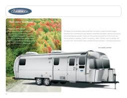 airstream travel trailers floor plans 2014 airstream travel trailers brochure rv literature