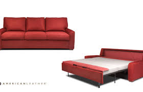 charm concept futon sofa bed red eye catching 2 seater sofa for