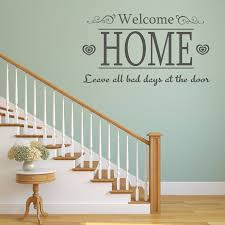 welcome home wall art sticker decal 122034001390 12 99 welcome home wall art sticker decal