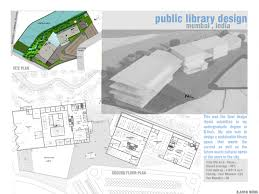 Public Library Floor Plan by Design Thesis Public Library B Arch May 2011 On Behance