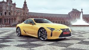 lexus convertible sports car 2018 lexus lc 500 pricing for sale edmunds