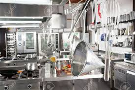 commercial kitchen equipment stock photos royalty free commercial