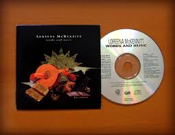 loreena mckennitt collection 1994 words and music