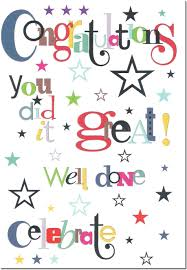 congratulations card thegiftcardcentre co uk congratulations well done greeting card