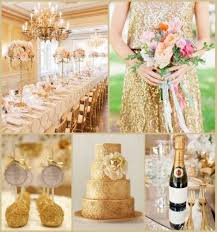 gold wedding theme 9 most popular wedding theme ideas hotref party gifts