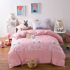 online get cheap kids duvet cover sets pink aliexpress com