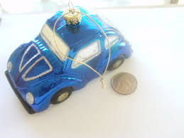 vintage volkswagon ornament vw bug ornament car ornament