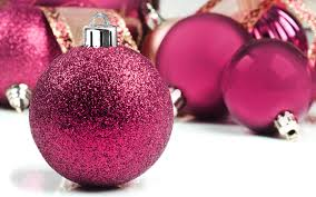 pink christmas pink christmas tree wallpapers happy holidays