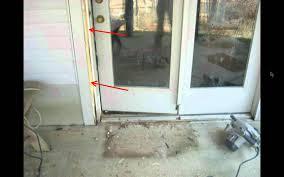 Repair Interior Door Frame Door Frame Repair Promaster Home Repair