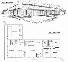 berm house floor plans amazing ideas earth berm house plans sheltered home and in hill