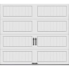 garage doors with door 8 u0027x8 u0027 garage doors garage doors openers u0026 accessories the