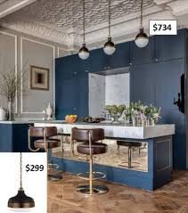 Chandeliers For Less by Cadence Pendant In Brass Feiss P1283dab Mb Lighting Connection