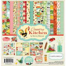 kitchen collection carta bella country kitchen collection collection kit