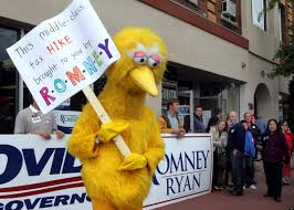Big Bird Halloween Costumes Political Halloween Costume Ideas 2012 Pictures Huffpost