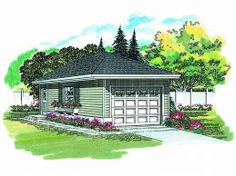 how many square feet is a 1 car garage 58 best 1 car garage plans images on pinterest carriage house