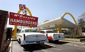 number of mcdonald u0027s restaurants worldwide