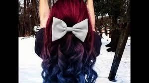 invierno 2016 color de pelo rojo de tendencia tendencias color de cabello 2016 2017 youtube
