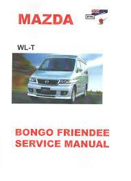 mazda bongo friendee service repair manual 9781869762216 amazon