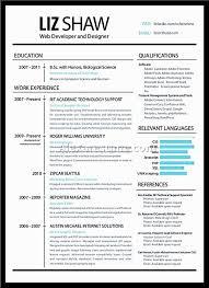 Sample Resume For Web Designer Fresher by Best Resume Format For Experienced Web Designer Contegri Com