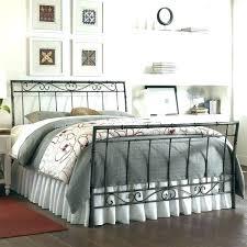 White Iron Headboard White Iron Bed Hoodsie Co