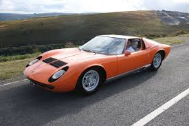 lamborghini miura that gorgeous 1968 lamborghini miura from the italian job is for