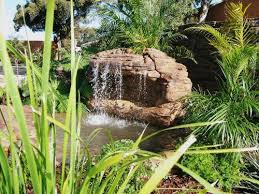 Backyard Waterfall Medium Backyard Waterfall Cave Cascading U0026 Custom Fountains