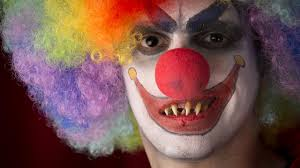 clown purge craze hits melbourne suburbs but victoria police