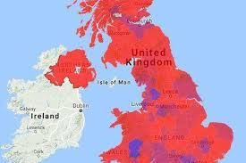 map uk leeds aussie flu map of uk suggests rising number of cases across the
