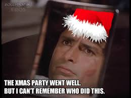 Christmas Party Meme - a very happy bollywood christmas 2011 to one and all one knight
