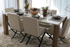 dining room table setting ideas 27 modern dining table setting ideas marble top marbles and dining