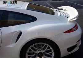 porsche carrera 2012 2012 2016 porsche 991 coupe tuner rear window spoiler